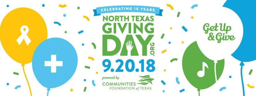 NTX Giving Day Logo